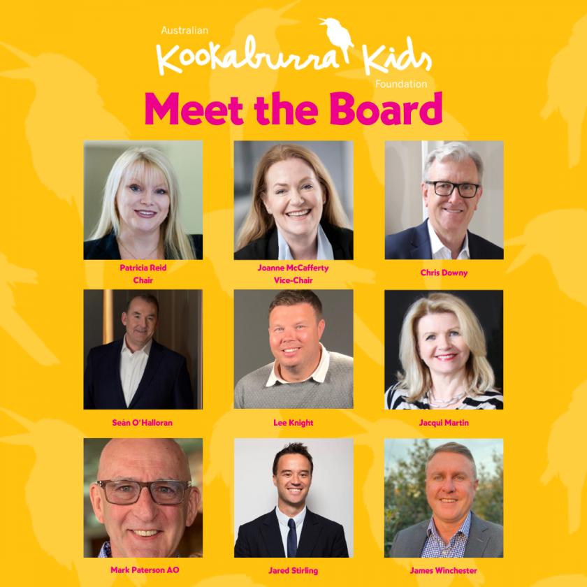 AKKF Board 2021